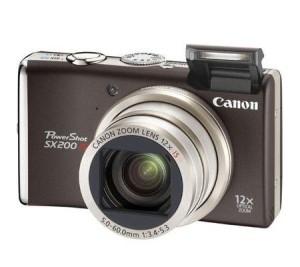 APPAREIL PHOTO CANON PC1339 SX200 IS