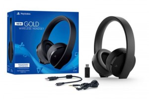 CASQUE SONY NEW GOLD