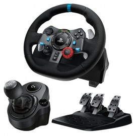VOLANT PEDALE+DRIVING FORCE LOGITECH G29+DRIVING FORCE