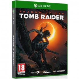 JEU XBONE SHADOW OF THE TOMB RAIDER