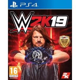 JEU PS4 WWE 2K19
