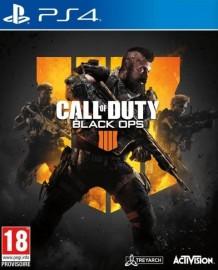 JEU PS4 CALL OF DUTY : BLACK OPS 4 (IIII)