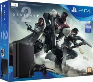 CONSOLE SONY PS4 1 TO PACK DESTINY2