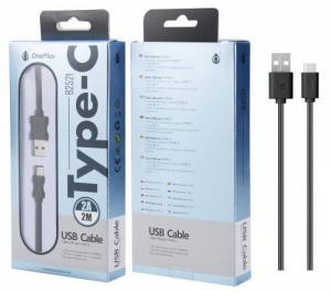 CABLE TYPEC 1M TRADE INVADERS 801141P
