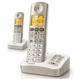 TELEPHONIE FIXE PHILIPS XL305 DUO