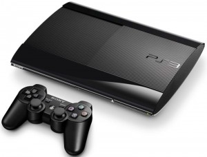 CONSOLE PS3 SONY ULTRA SLIM 12 GO MANETTE UNDER CONTROL
