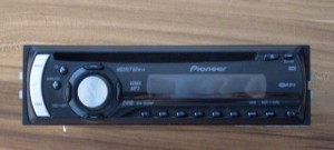 AUTORADIO PIONEER DEH-2920MP (CD)