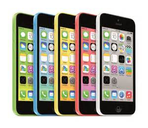 APPLE IPHONE 5C 8GB RAYURE ECRAN