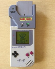 ADAPTATEUR NINTENDO GALOOB GAME GENIE GAMEBOY