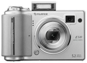 COMPACT FUJIFILM E510 5.2 MPX