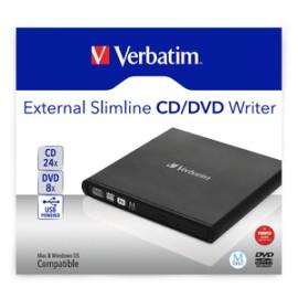 GRAVEUR LECTEUR CD DVD VERBATIM -