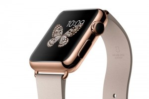 MONTRE CONNECTEE APPLE WATCH EDITION 38MM A1553