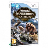 JEU WII REMINGTON WILD ANIMALS SANS FUSIL