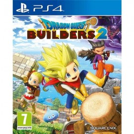 JEU SWITCH DRAGON QUEST BUILDERS 2