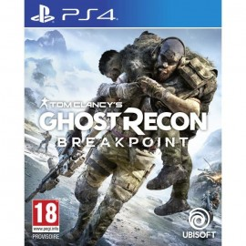 JEU PS4 GHOST RECON BREAKPOINT