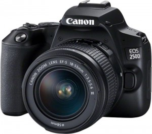 REFLEX CANON EOS 250D