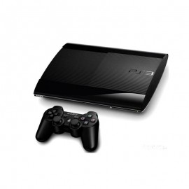 CONSOLE SONY PS3 500GO ULTRA SLIM AVEC MANETTE