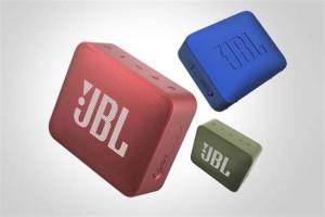 ENCEINTE JBL GO2 GRISE