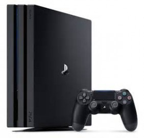 CONSOLE SONY PS4 1TO PRO AVEC MANETTE