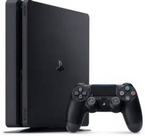 CONSOLE SONY PS4 500GO SLIM AVEC MANETTE