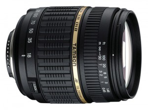 OBJECTIF POUR CANON TAMRON AF 18-200MM F/3.5-6.3 (IF) MACRO
