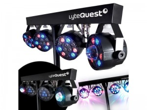 LUMIERE LYTEQUEST X-PERFORMER BAR + HOUSSE