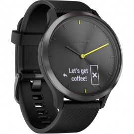MONTRE CONNECTEE HYBRIDE GARMIN VIVOMOVE HR