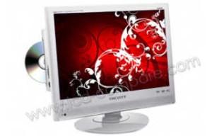 LCD + DVD SCOOT CTX 220