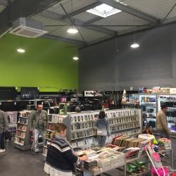 Ouverture totale du magasin Cash Express de Moulins