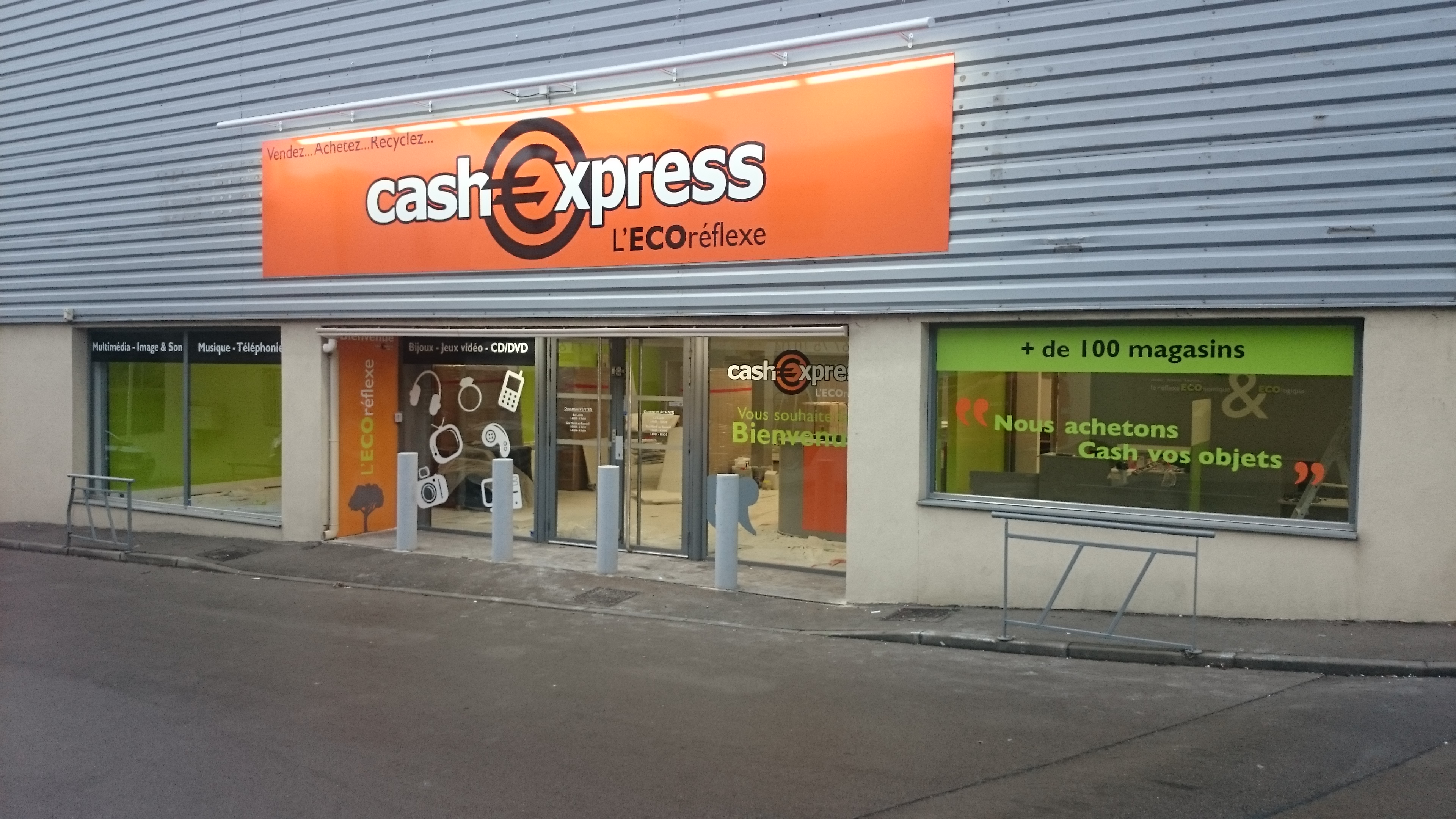 juvignac magasin cash express